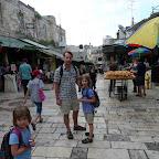 Early Morning Outside Damascus Gate Jerusalem