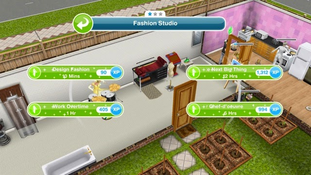 fashion studio sims freeplay