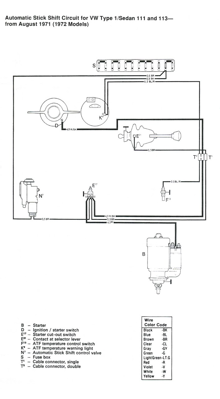autostick electrical diagrams ii