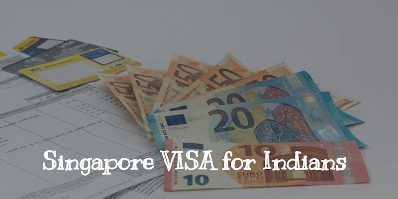 Singapore VISA for Indians in Bangalore