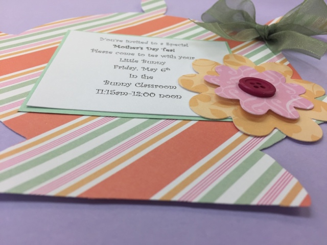 online tea party invitations