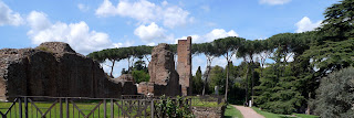 The Palatine has it's own beauty.