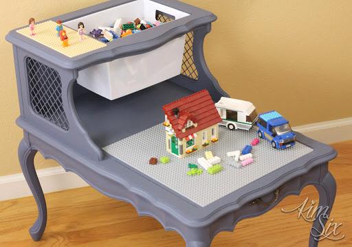 Lego Play Center Diy Tablejpg