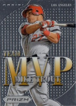 2012 Panini Prizm #MVP13 Mike Trout