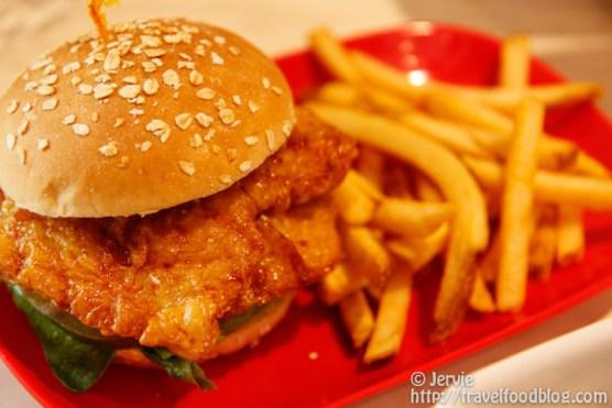 Chicken Bon Chon Cebu