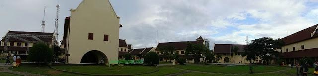 Fort Roterdam Makassar
