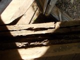 Rotten beams