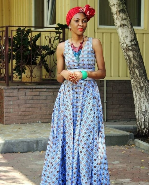 African traditional wedding dresses south africa 2016 for African wedding dresses for guests