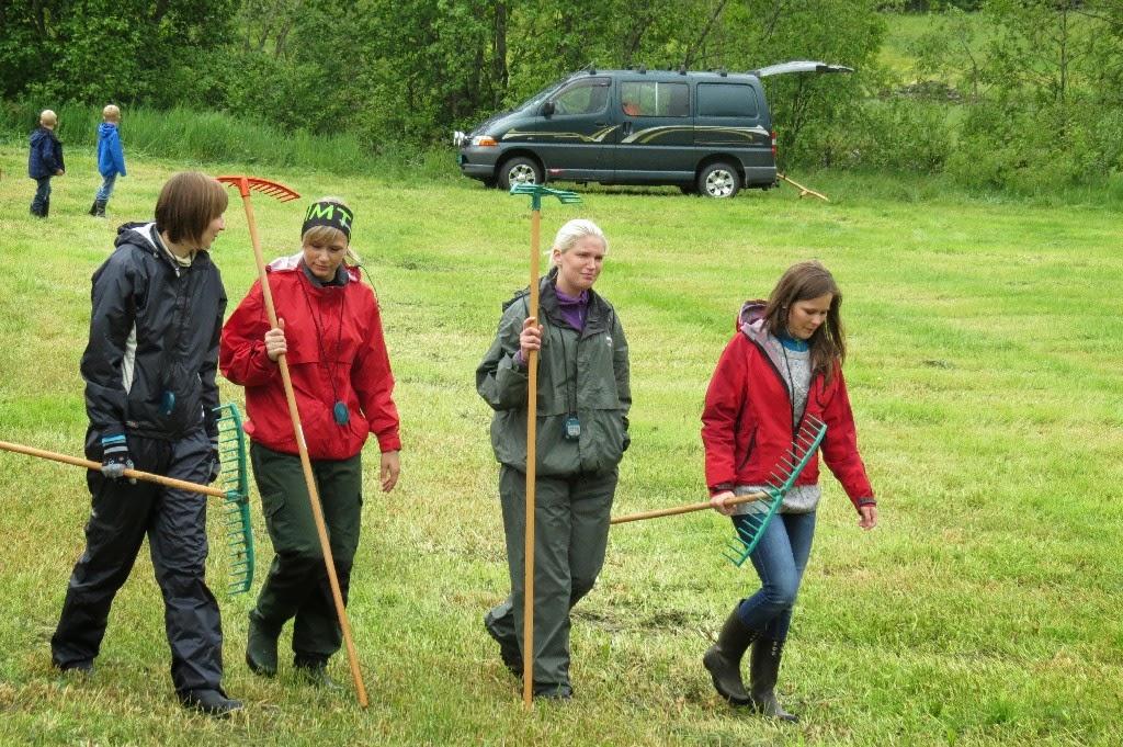 Kosidba u Norveskoj- Turisticka organizacija opštine Ljig168