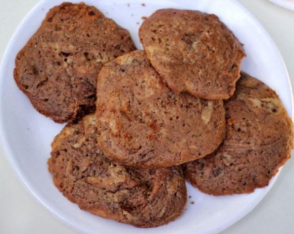 Nutella Buttermilk Biscuits Recipe | Nutella Drop Biscuits ...