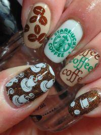 16 Crazy nail art designs | Fashionte