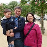 Kim Ngoc, Marco und Bernd