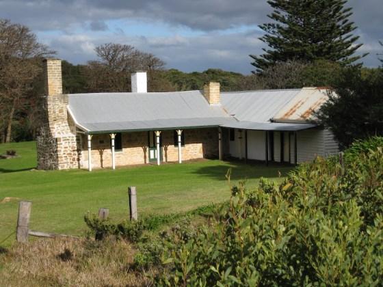 Ellensbrook House - Cape to Cape Track