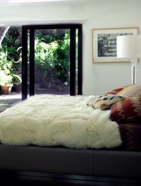 Rachel Zoe's Bedroom