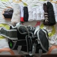 3D2N Muar Day 1 : AirAsia Boarding Pass, Travel 3 Sixty, Shandong Peanuts, KLIA Transit, KLIA-LCCT, My Budget Inn