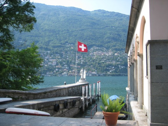 Just to remind you you are still in Switzerland!