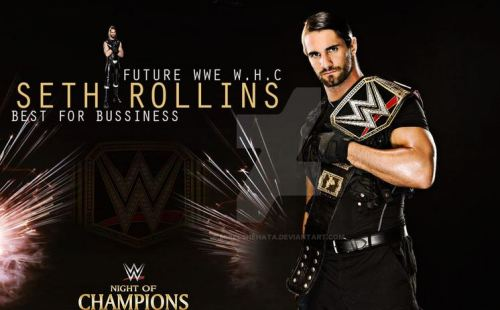 Seth Rollins Wallpapers