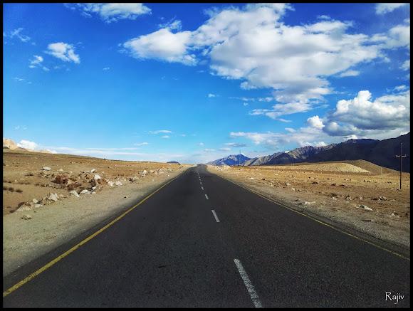 Leh roads