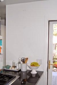 Blank Kitchen Wall Ideas | utuy design blank kitchen wall