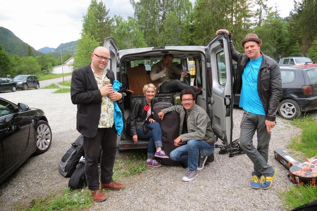 Kosidba u Norveskoj- Turisticka organizacija opštine Ljig124