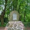 Pierwszowojenny pomnik w dzielnicy Widok