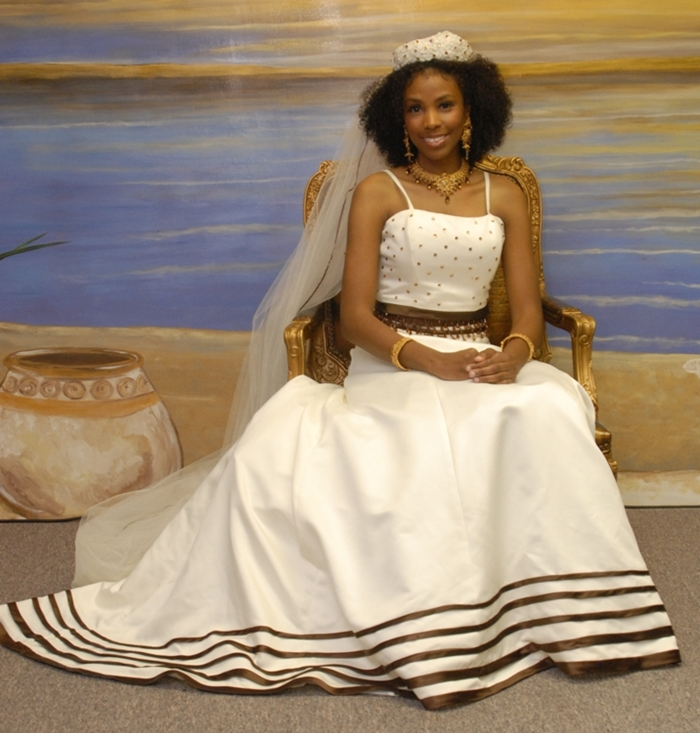 South Sotho Traditional Wedding Dresses 2016