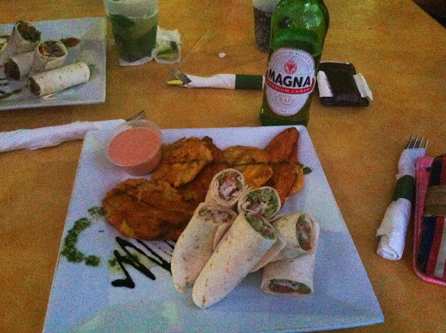 eating and drinking in puerto rico