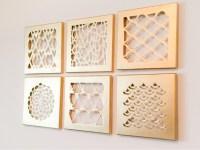 Gold Canvas DIY | Andie Ibanez