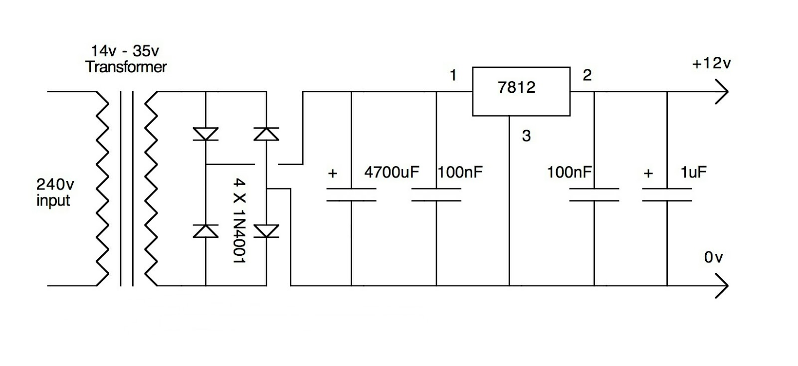simple charger circuit batterycharger powersupplycircuit