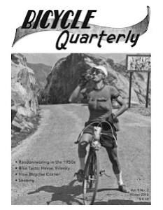 Bicycle Quarterly Magazine - Essential Reading - $15