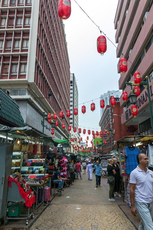 petaling street kualumpur