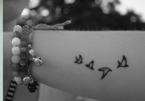 little bird tattoos