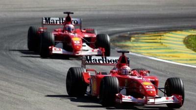 Michael Schumacher HD Wallpaper (1920x1080) | F1-Fansite.com