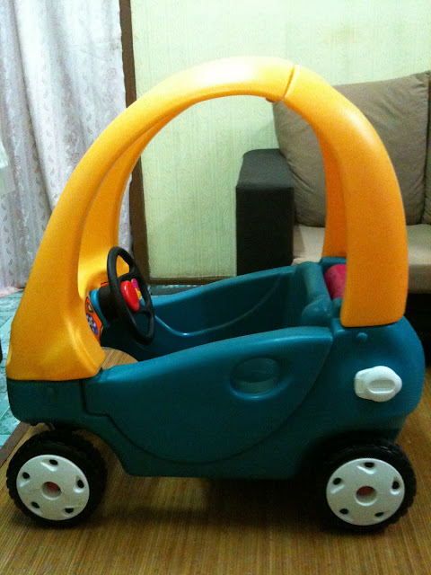Toy Stroller Price Butik Budak Little Tikes Cozy Coupe Car
