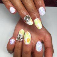 bubble nail art designs ideas 2017 - style you 7