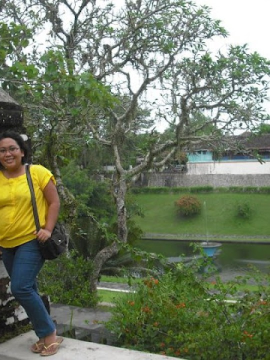 Wisata Taman Narmada Lombok
