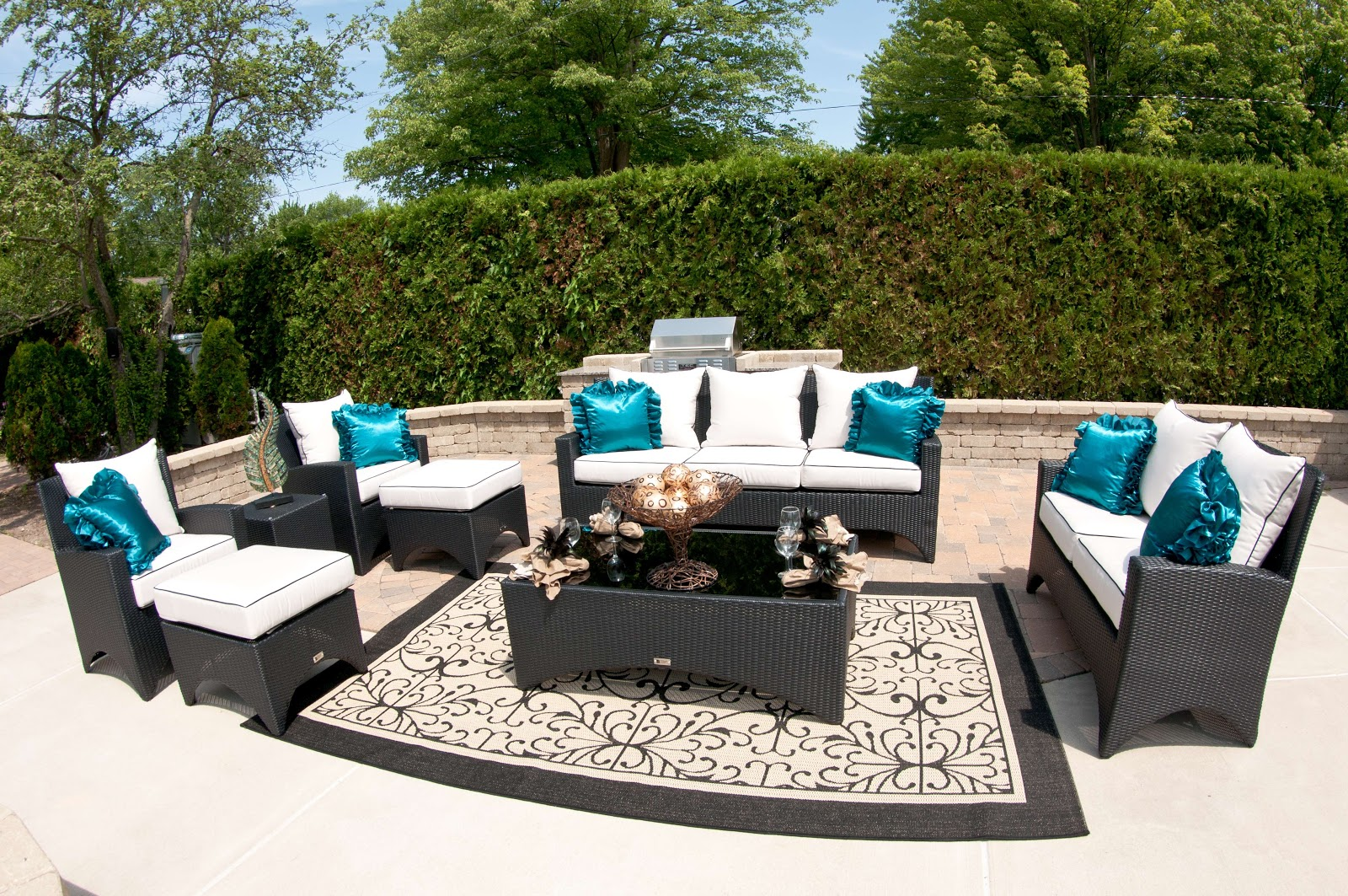 Hometary Jcpenny Patio Furniture