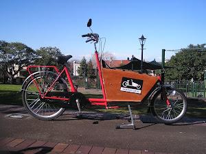 Cargocycles.com.au cargo bike