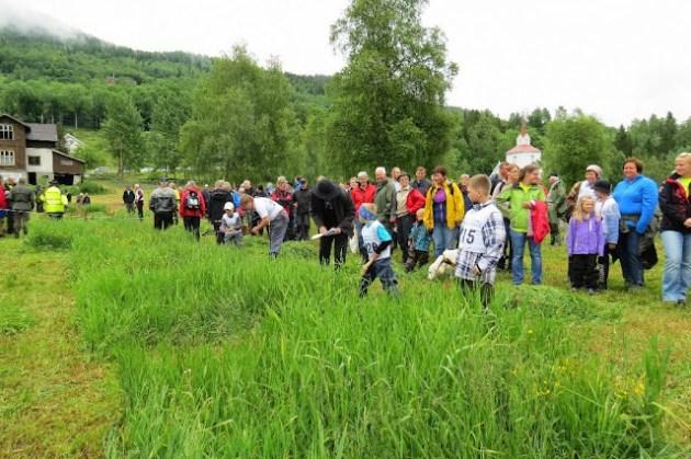 Kosidba u Norveskoj- Turisticka organizacija opštine Ljig199