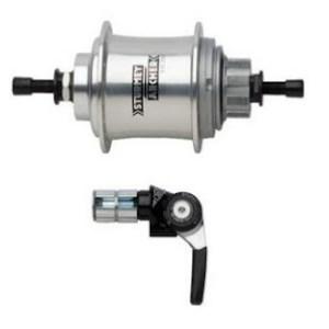 Sturmey Archer S3X - 3spd fixed gear internal hub - Best of both worlds - $250
