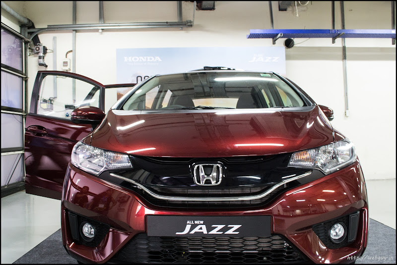 honda jazz launch india