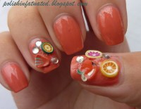 Fruit fimo nail art~ ~ Polish Infatuated