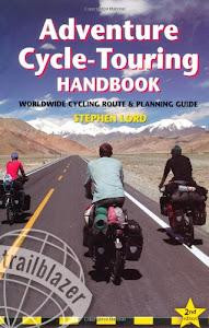 The Adventure Cycle Touring Handbook - $40