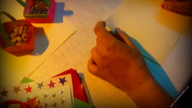 Art & Craft - Simple Paper Basket