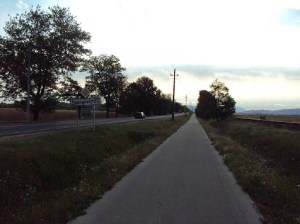 Morgens in Ungarn
