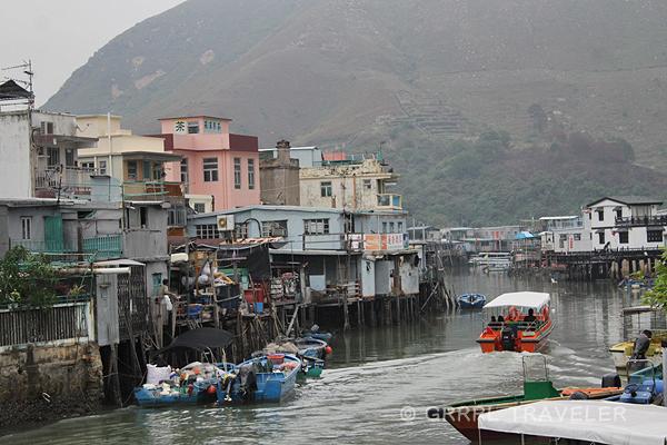 tai o fishing village lantau island, fishing villages in asia, lantau island attractions, fishing village in hong kong