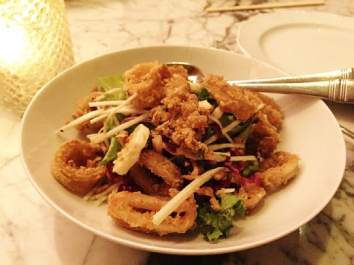 The Crispy Calamari - Asia de Cuba