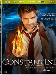 Constantine 1ª Temporada Torrent - BluRay 720p Dual Áudio (2015)