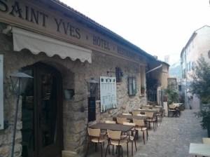 Hotel St Yves Ste Agnes