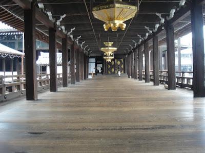 Wide walkways